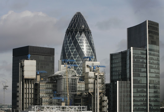 Fancy an office desk at London's most iconic buildings? Here's how much it would cost