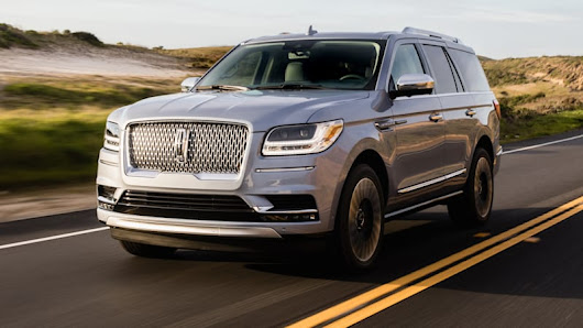 Lincoln Navigator picked in public vote as best vehicle at Detroit Auto Show - Autoblog