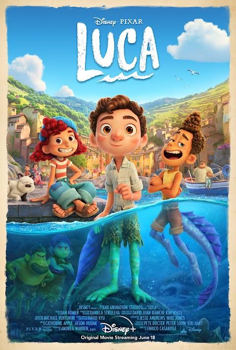 Luca (2021) 480p 720p 1080p BluRay Dual Audio (Hindi+English) Full Movie