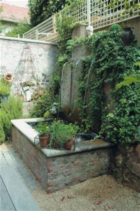 Top 18 Rustic Brick Fountain Designs ? Start An Easy