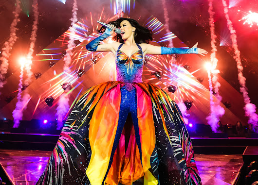 Spotify Befriends Katy Perry in Quest to Win Artists' Favor