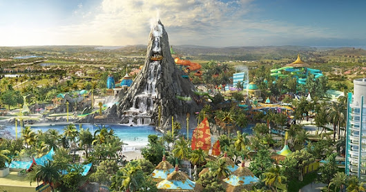 Universal Orlando's Volcano Bay Will Immerse Guests in Legend