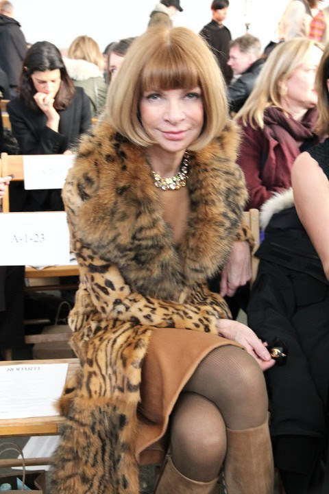 Anna Wintour by BryanBoy