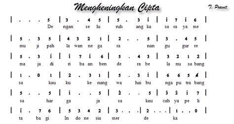 image result   angka   balok lagu indonesia