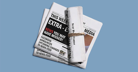 Facebook News Feed Changes Reduce Page Exposure: This Week in Social Media : Social Media Examiner