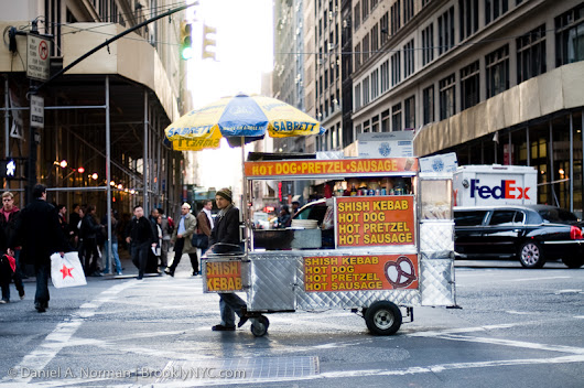 NYC Street Photography in Manhattan - Brooklyn Photography