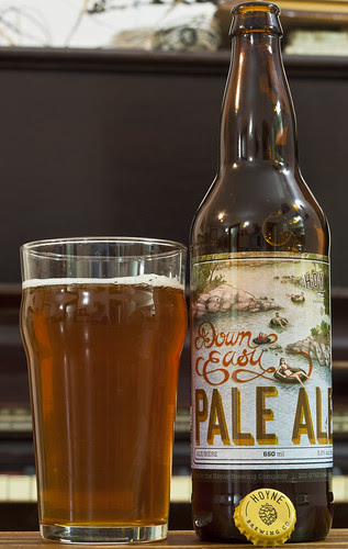 Review: Hoyne Down Easy Pale Ale by Cody La Bière
