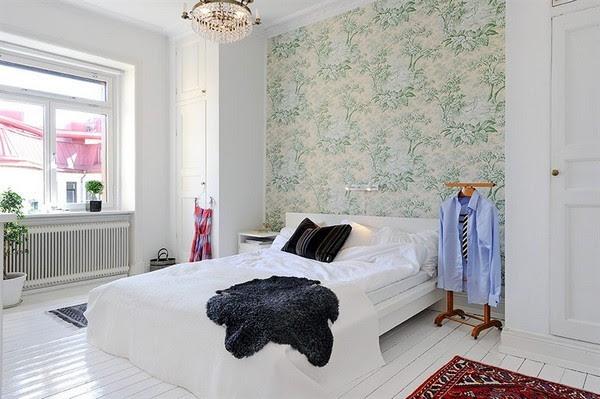 40 Scandinavian Wallpaper Ideas