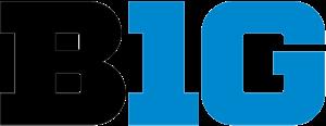 English: Big Ten Conference logo since 2010.