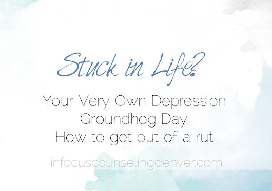 Stuck in Life? How to get out of a rut