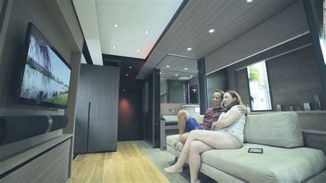 sqft smart transformer apartment cnn