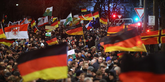 A Muslim's Response to the 25,000 Anti-Islam Protesters in Germany