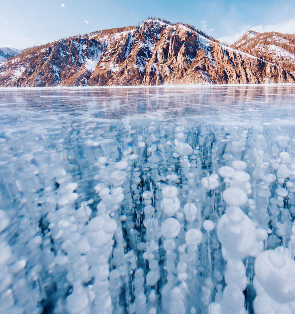 A beleza do lago mais profundo e antigo da Terra: o Baikal 04