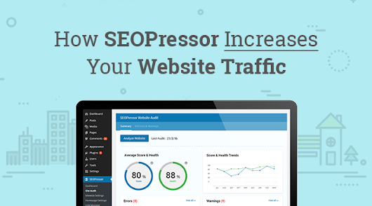 28 Ways To Increase Website Traffic With SEOPressor