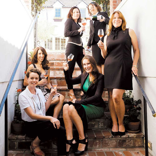Women sommeliers lead Monterey enophiles to higher places.