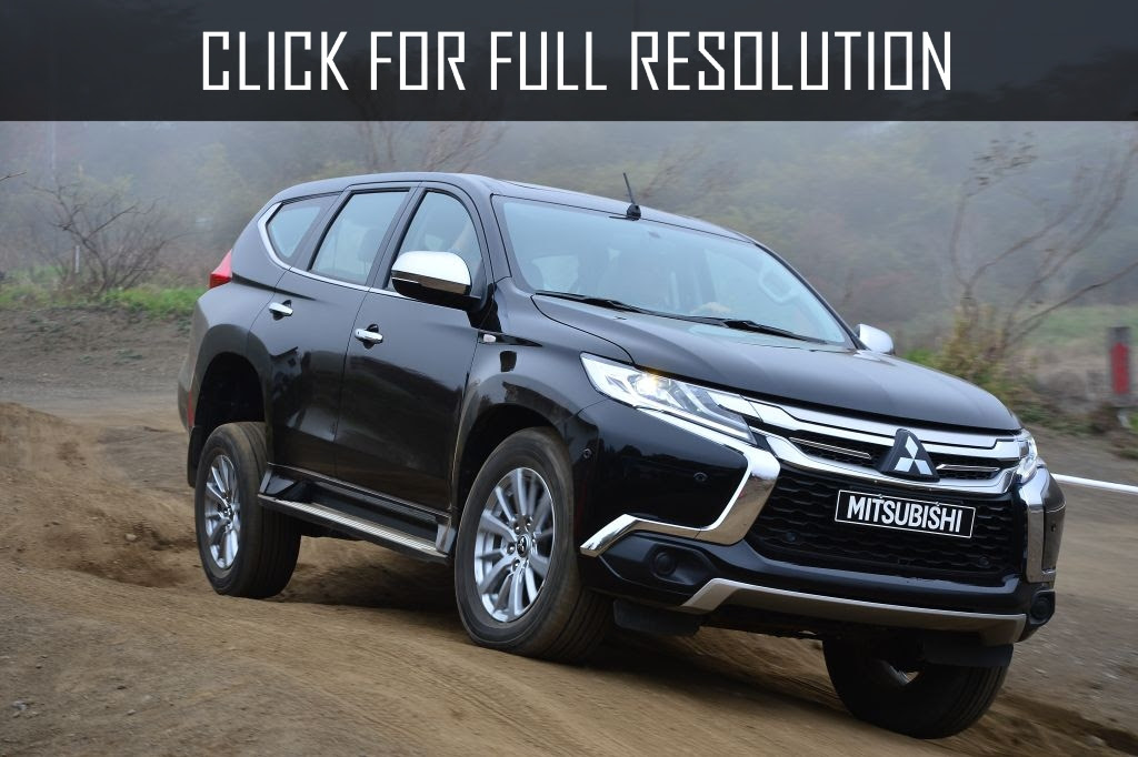 2016 Mitsubishi Pajero Sport pricing and specifications ...