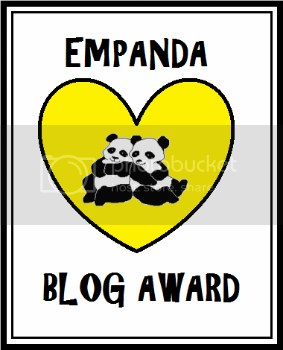 The Empanda Blog Award by Inspirational Beading