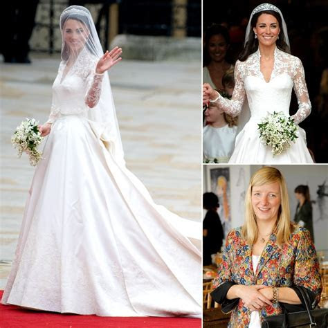 Kate Middleton and Sarah Burton   12 of the Best Celebrity