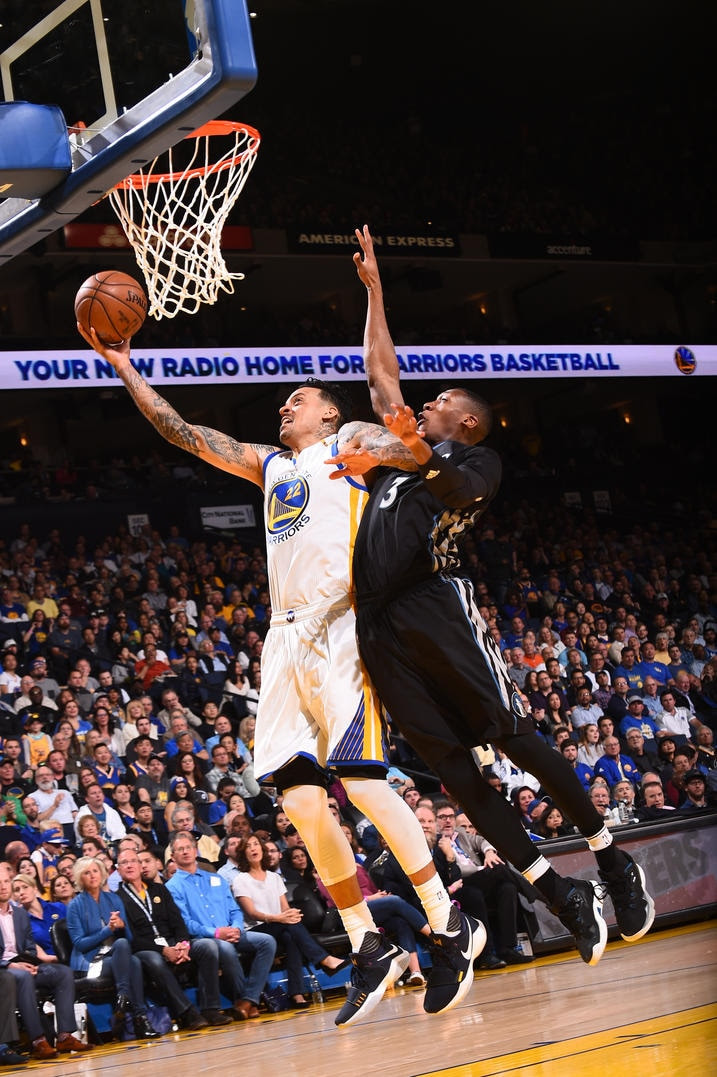 Warriors Top Timberwolves For 12th-Straight Win | Golden State Warriors