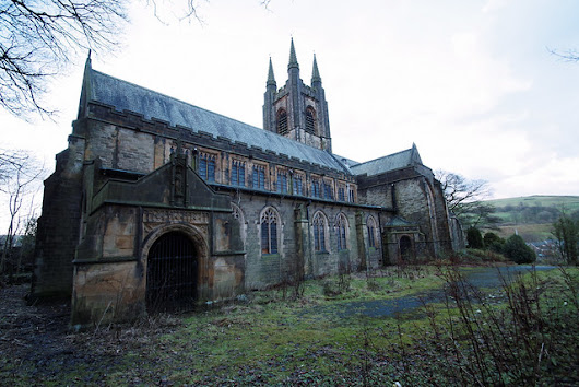 St John the Evangelist's Church, Crawshawbooth - December 2015