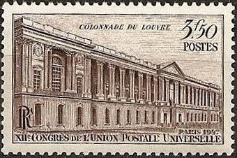 Fachada oriental del Louvre
