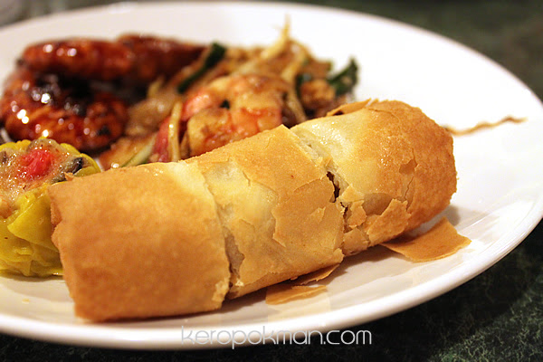 Fried Springrolls