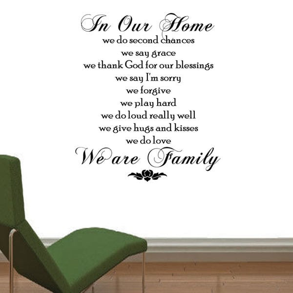 Add Wall Decal To Paintings