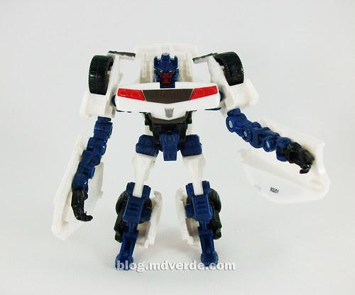 Transformers Breakdown Scout RotF - modo robot