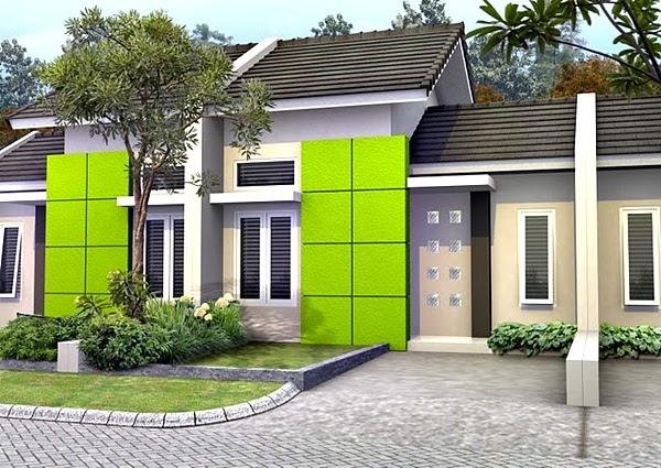 warna cat luar rumah yang bagus menurut islam - Home Desaign