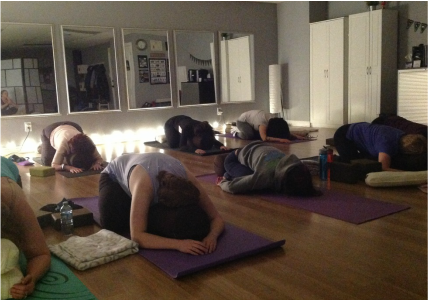Special classes & workshops at Fore! Yoga