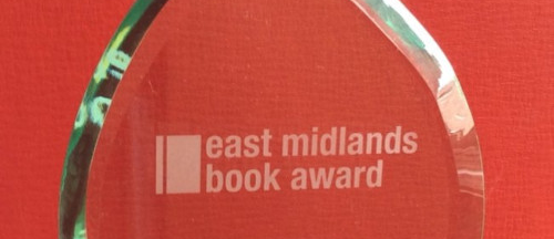East Midlands Book Award at the Lowdham Book Festival