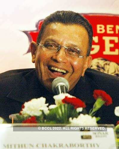 Mithun Chakraborty buys plot adjacent to Madh bungalow for pets - The Times of India