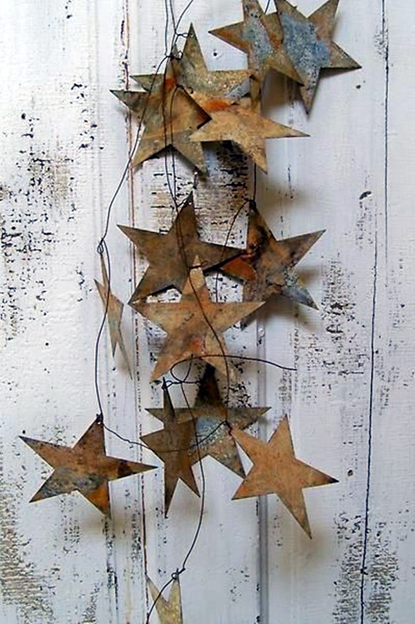 Utterly Beautiful Rusted Metal Art Works (39)