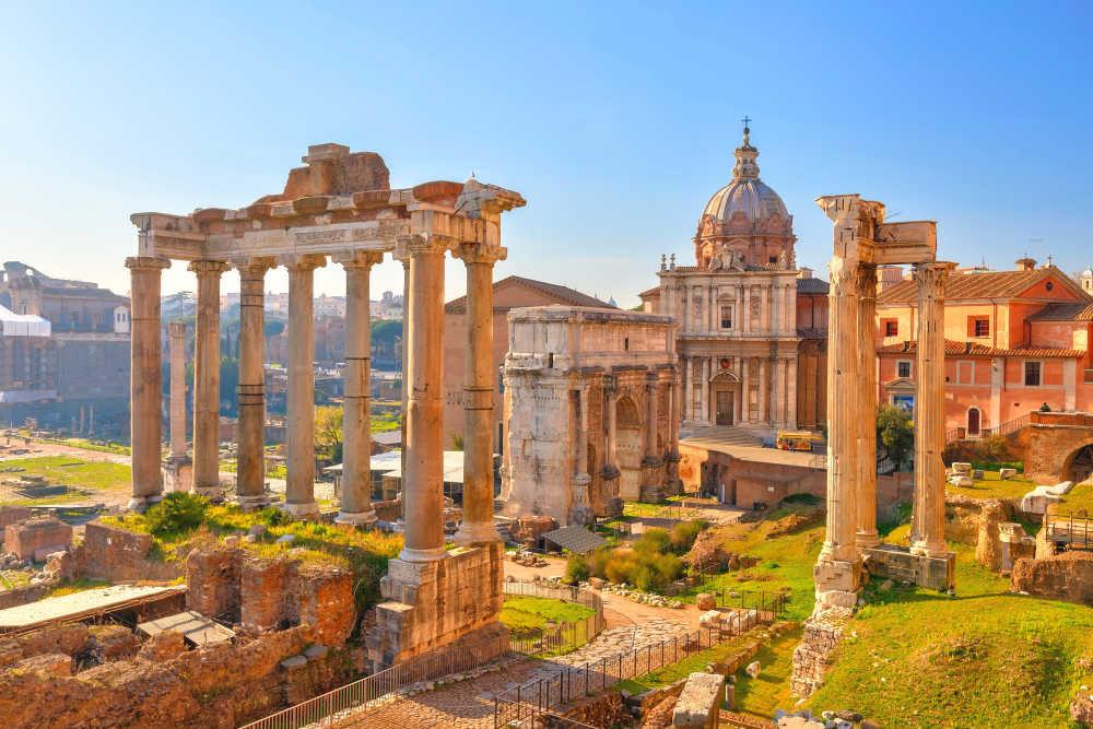 Výsledek obrázku pro ROME