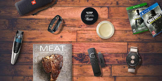 25 Awesome Gifts Every Man On Your List Wants (Trust Us)