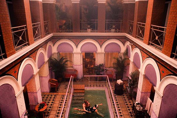 Grand Budapest Hotel, Gorlitz bathhouse