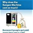 WHY ARE KANGEN WATER IONIZERS SO EXPENSIVE?