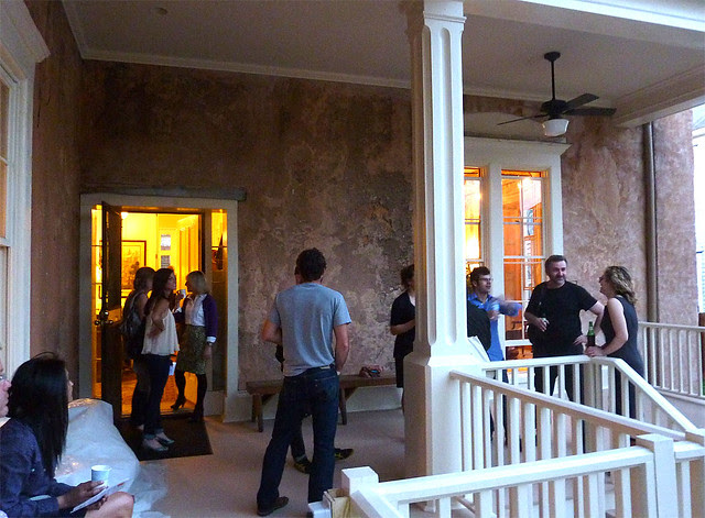 P1050656-2012-03-14-Wonder-Root-APC-Phoenix-Flies-L-P-Grant-Mansion-back-porch-Photography-Show-Reception