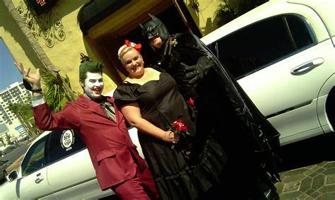 Holy Matrimony Batman   Viva Las Vegas Weddings Blog