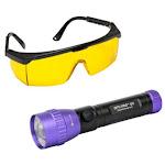 Tracer Products TPOPUV Opti-pro Uv Cordless, Violet Light Led Flashlight