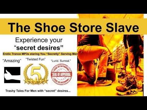 Audio Erotica - The Shoe Store - Trailer for series