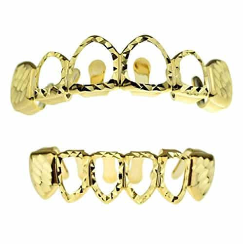 Open Face Grillz: The Top 3 on the Market in 2016