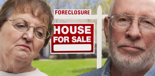 RealtyTrac Report Shows Foreclosures up in April