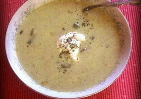 Easiest Way to Cook Yummy Cream of Asparagus Soup
