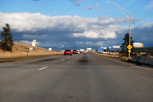 I-90 @ Idaho