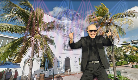 Pitbull to open restaurant at Nakash family's Ocean Drive hotel