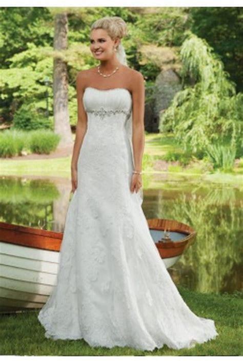 Best wedding dresses for short brides