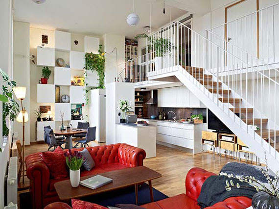 Interesting Living Room Decoration Ideas To Inspire You 25