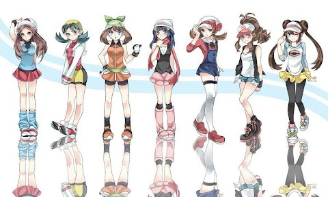 Hottest Pokemon Characters Pics (@Tumblr) | Top 12 Hottest