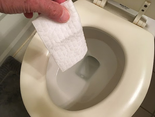 NJ trying to pass 'Do Not Flush' law for bathroom wipes